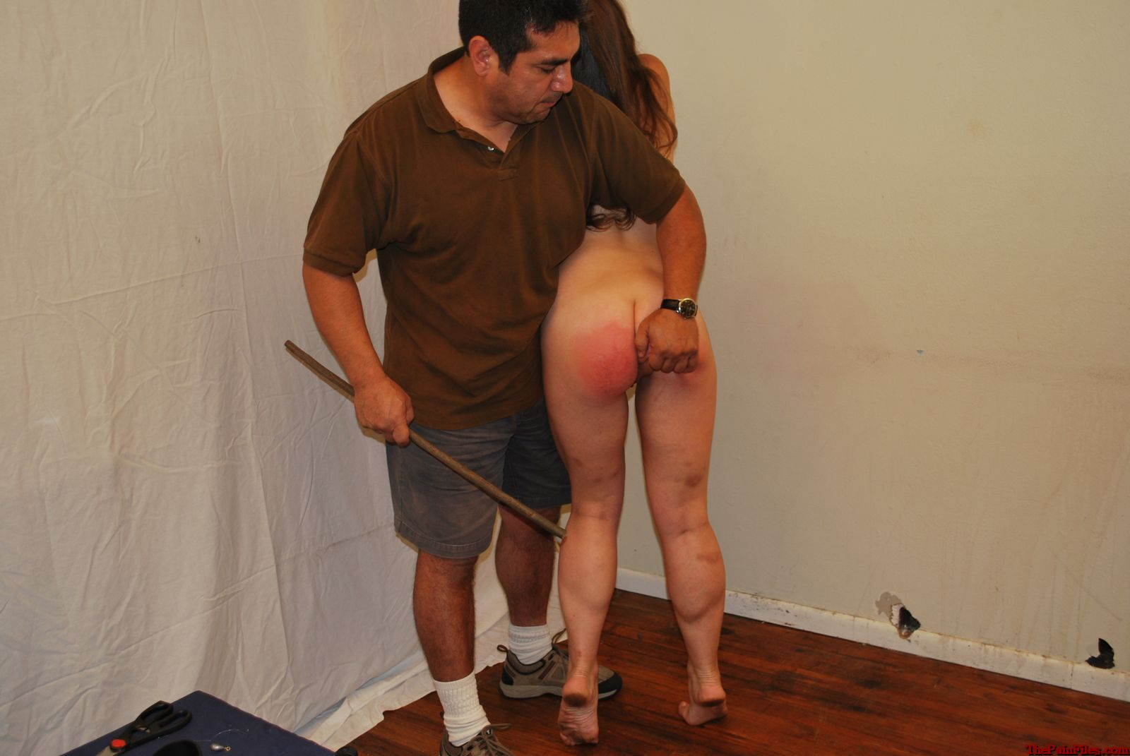 Punishment spanking corporal